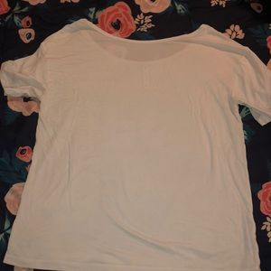 Fabletics white T-shirt